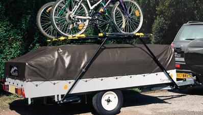 Bienvenue Chez WAWO Votre Spécialiste Pour Caravanes Pliantes Et - Porte vélo caravane sur flèche
